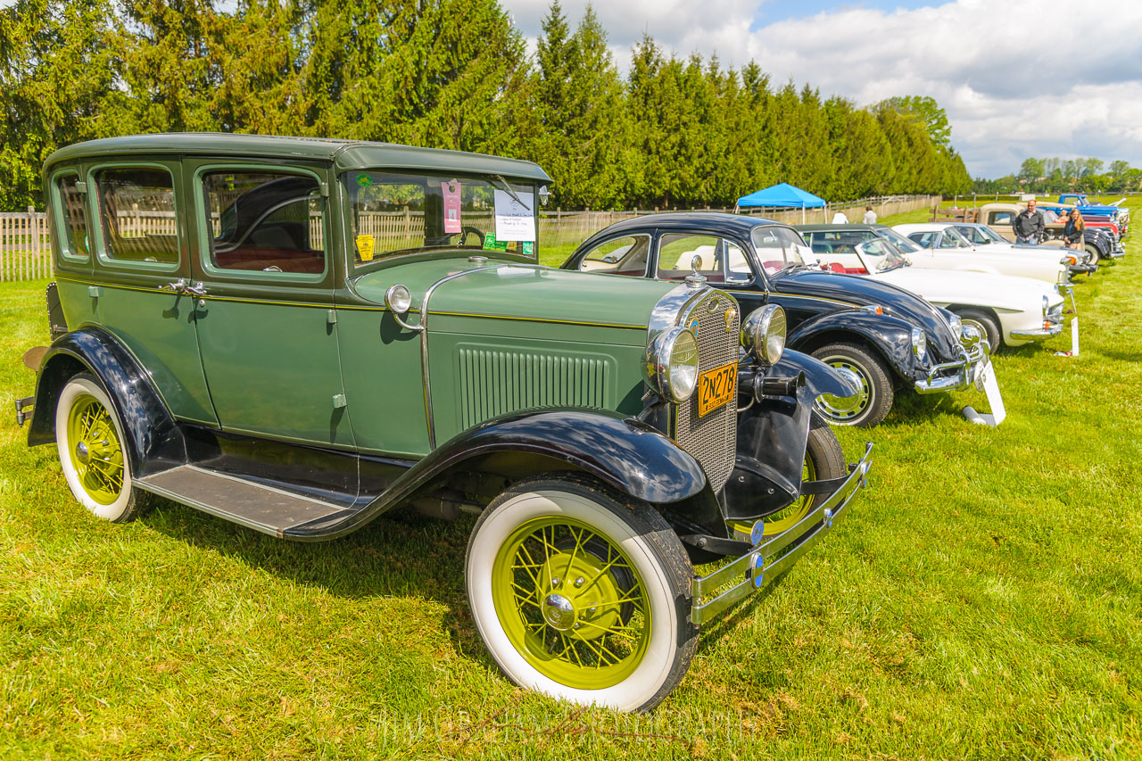 2019 Antique Car Exhibit